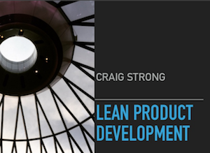 Lean Product Development Slides